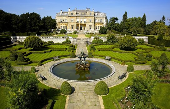 Vista exterior Golf and Spa Luton Hoo Hotel