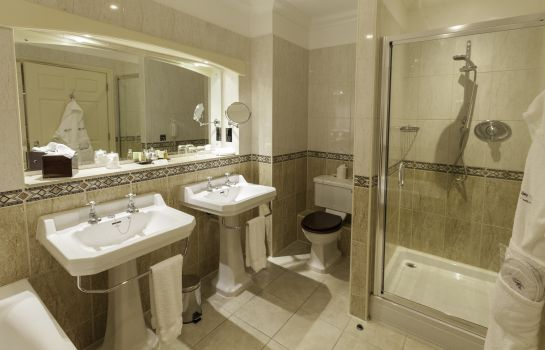 Cuarto de baño Golf and Spa Luton Hoo Hotel