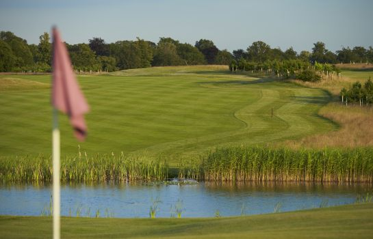 Campo de golf Golf and Spa Luton Hoo Hotel