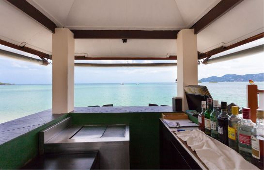 Hotel bar Samui The Briza Beach Resort