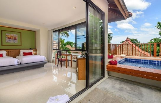 Single room (superior) Samui The Briza Beach Resort