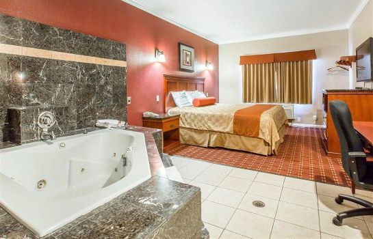Suite Rodeway Inn and Suites Pasadena