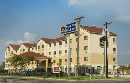 Außenansicht BEST WESTERN WINDSOR POINTE