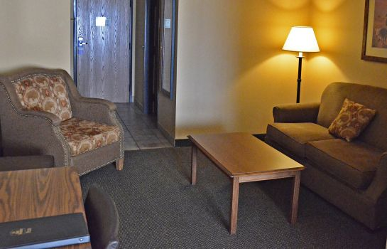 Zimmer BEST WESTERN PLUS COUNTRY INN