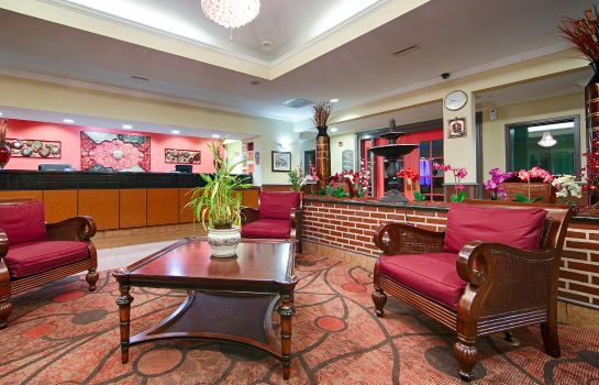 Hotelhalle BEST WESTERN PLUS AIRPORT INN