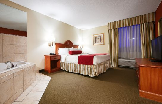 Zimmer BEST WESTERN PLUS AIRPORT INN
