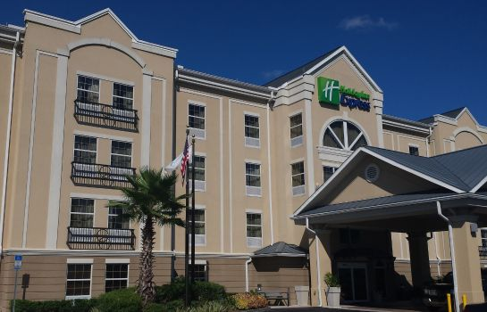 Außenansicht Holiday Inn Express JACKSONVILLE EAST