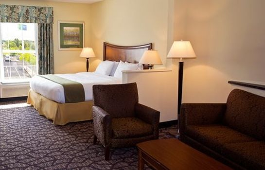 Zimmer Holiday Inn Express JACKSONVILLE EAST
