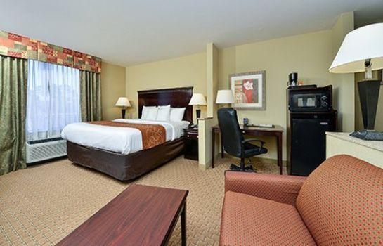 Zimmer Holiday Inn Express & Suites MOBILE WEST - I-65