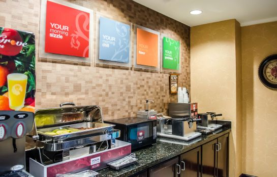 Restaurant Comfort Suites Mobile