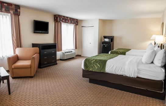 Zimmer Comfort Suites Southport