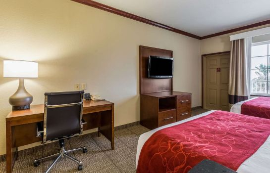 Suite Comfort Suites Galveston