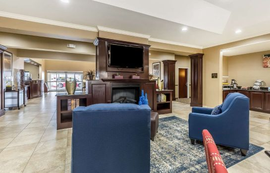 Hol hotelowy Comfort Suites Houston IAH Airport - Beltway 8