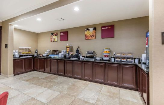 Restauracja Comfort Suites Houston IAH Airport - Beltway 8