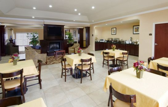 Restaurant Comfort Suites Houston IAH Airport - Beltway 8