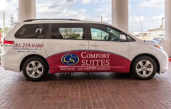 Info Comfort Suites Houston IAH Airport - Beltway 8