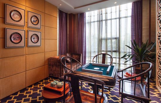Vista all'interno Chongqing Tian Lai Hotel