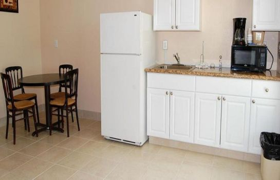 Keuken in de kamer Clearwater Beach Hotel