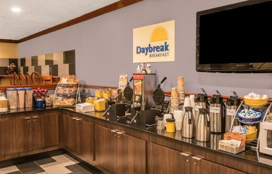 Sala colazione Days Inn South Hill
