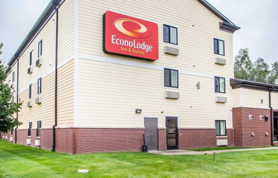 Vue extérieure Econo Lodge  Inn and Suites Fairgrounds