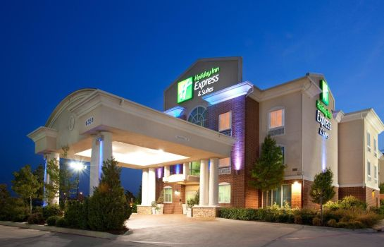 Buitenaanzicht Holiday Inn Express & Suites FORT WORTH - FOSSIL CREEK