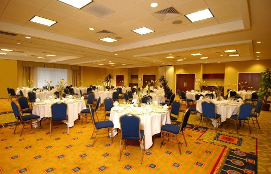 Conference room DoubleTree by Hilton Greensboro