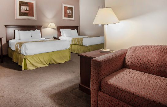 Chambre Econo Lodge  Inn and Suites Fairgrounds