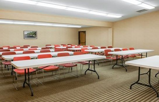 Conference room Quality Inn Fort Wayne