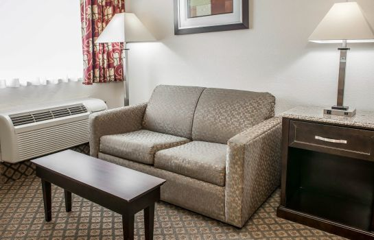 Kamers Quality Inn Fort Wayne