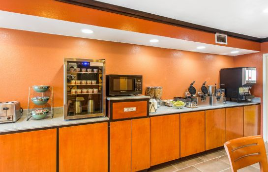 Restauracja Econo Lodge Inn and Suites Airport