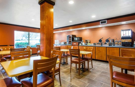 Restaurant Econo Lodge Inn & Suites Airport
