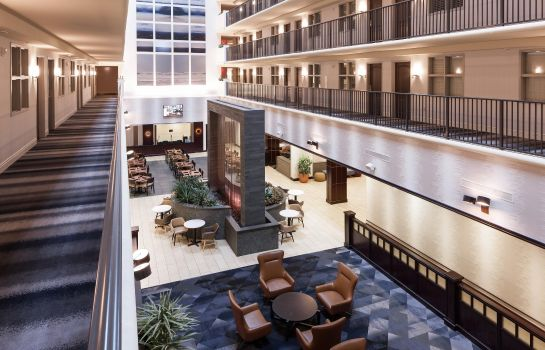 Hotelhalle Embassy Suites by Hilton Tampa-Brandon
