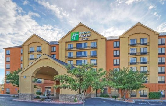 Außenansicht Holiday Inn Express & Suites ALBUQUERQUE MIDTOWN