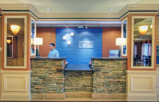 Hotelhalle Holiday Inn Express & Suites ALBUQUERQUE MIDTOWN