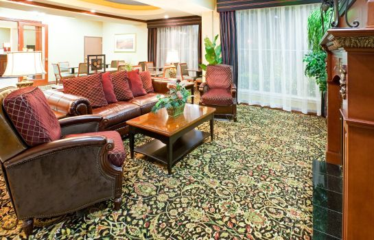 Hol hotelowy Holiday Inn Express & Suites FORT WORTH - FOSSIL CREEK