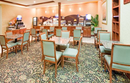 Restauracja Holiday Inn Express & Suites FORT WORTH - FOSSIL CREEK