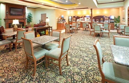 Restaurant Holiday Inn Express & Suites FORT WORTH - FOSSIL CREEK