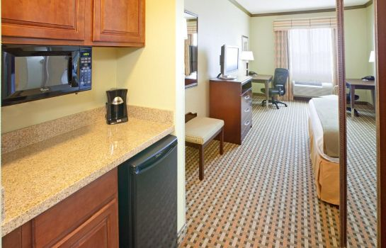 Suite Holiday Inn Express & Suites FORT WORTH - FOSSIL CREEK