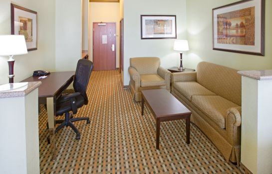 Info Holiday Inn Express & Suites FORT WORTH - FOSSIL CREEK