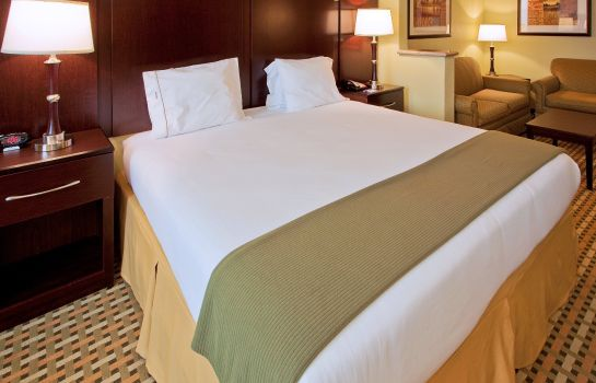 Kamers Holiday Inn Express & Suites FORT WORTH - FOSSIL CREEK