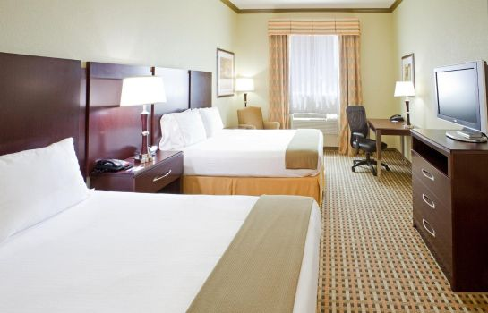 Zimmer Holiday Inn Express & Suites FORT WORTH - FOSSIL CREEK