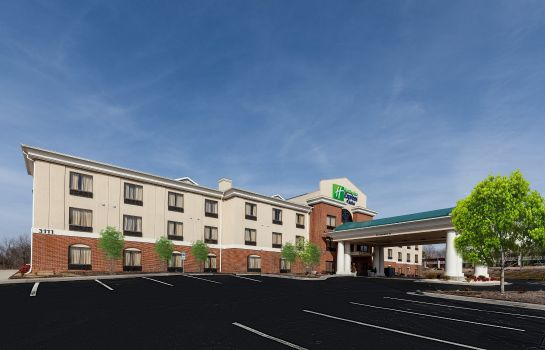 Außenansicht Holiday Inn Express & Suites GREENSBORO-EAST