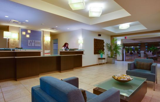Hotelhalle Holiday Inn Express & Suites GREENSBORO-EAST