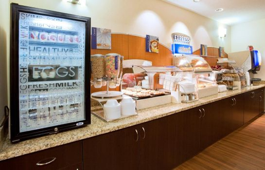Restaurant Holiday Inn Express & Suites GREENSBORO-EAST