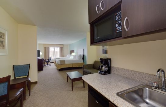 Suite Holiday Inn Express & Suites GREENSBORO-EAST