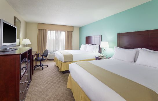 Zimmer Holiday Inn Express & Suites GREENSBORO-EAST
