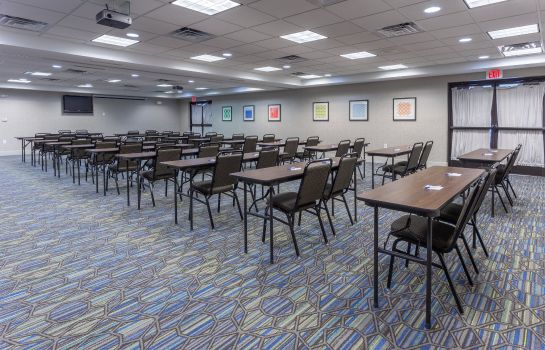 Conference room Holiday Inn Express INDIANAPOLIS - SOUTHEAST