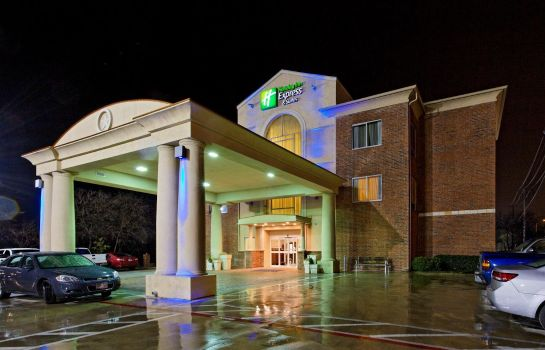 Außenansicht Holiday Inn Express & Suites SAN ANTONIO SOUTH