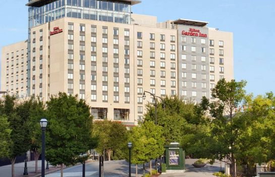 Exterior view Hilton Garden Inn Atlanta Downtown