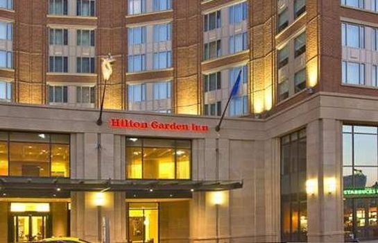 Exterior view Hilton Garden Inn Baltimore Inner Harbor